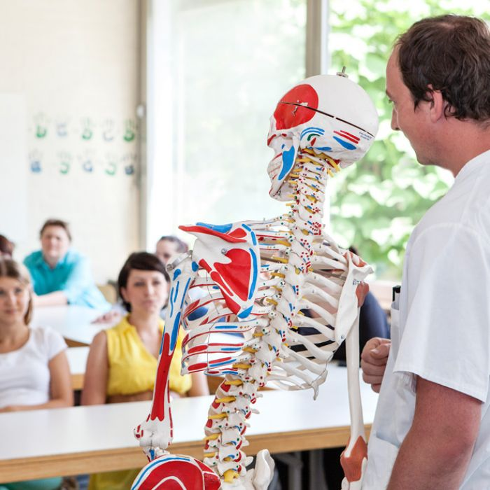 Ausbildung Pflegeberufe - Rotkreuzklinik Wertheim